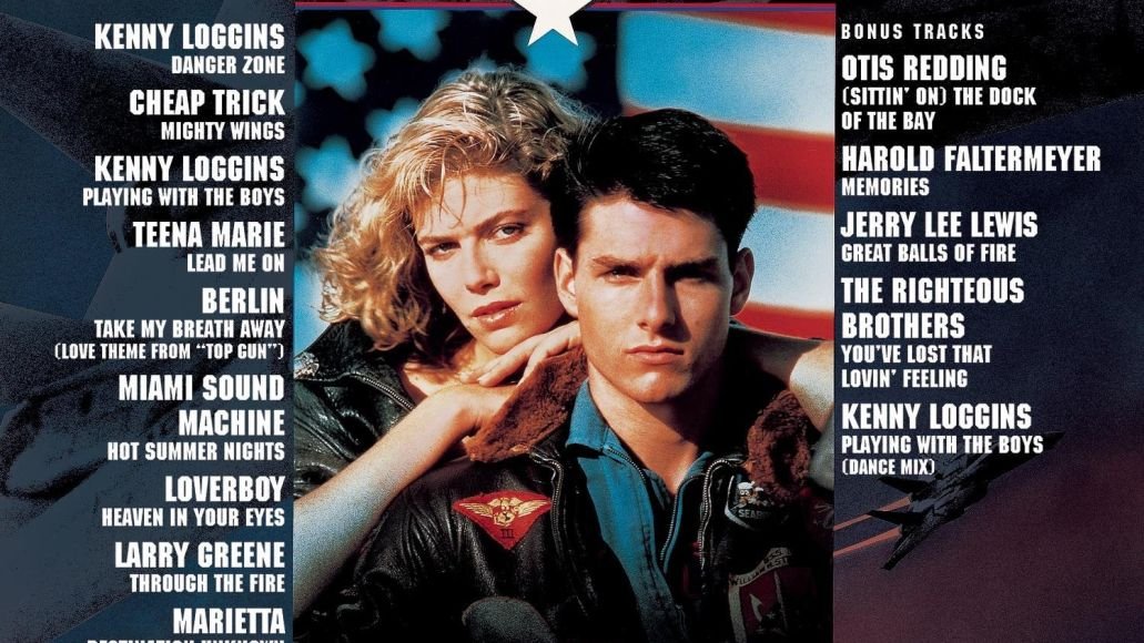 top gun The 100 Greatest Movie Soundtracks of All Time
