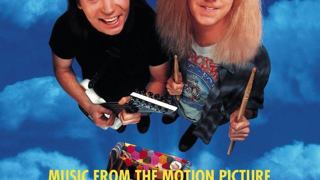 waynes world The 100 Greatest Movie Soundtracks of All Time