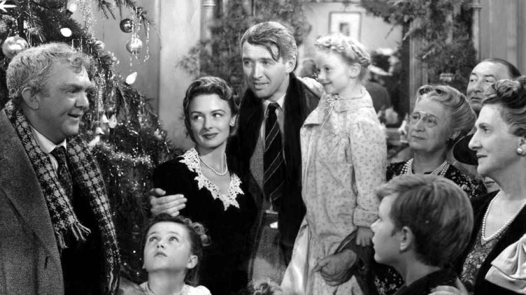 wonderful life The 25 Greatest Christmas Movies of All Time