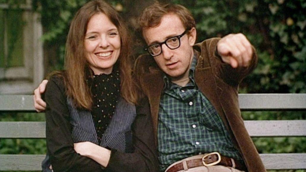 annie hall woody allen diane keaton Top 10 Movies of 1977