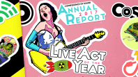 annual report 2017 live act Julia Stone Reveals New Song Unreal, Produced by St. Vincent: Stream