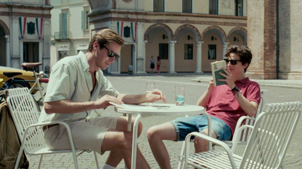 Call Me By Your Name (Sony Pictures Classics)