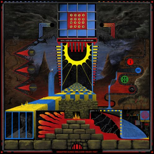 gizzard 4 Band of the Year King Gizzard and the Lizard Wizard Cant Stop, Wont Stop, and Dont Need to Stop