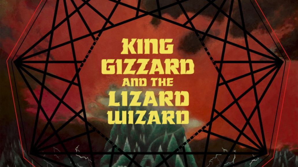nonagon Band of the Year King Gizzard and the Lizard Wizard Cant Stop, Wont Stop, and Dont Need to Stop