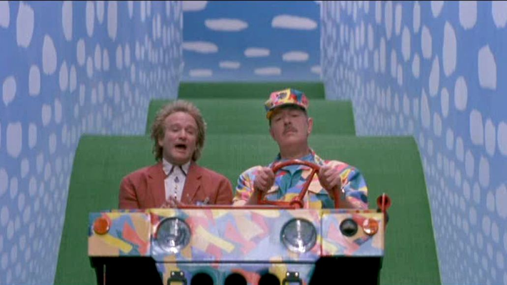 robin williams michael gambon toys The Military Industrial Toy Chest: Barry Levinsons Toys at 25