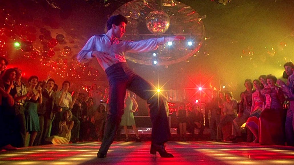 saturday night fever di 1 Top 10 Movies of 1977