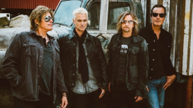 Stone Temple Pilots, photo by Michelle Shiers
