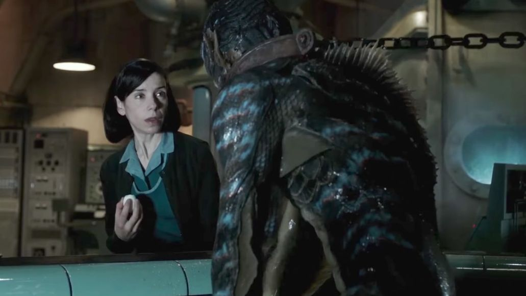 the shape of water sally hawkins The Problematic Lovecraft and How We Can Flip the Script