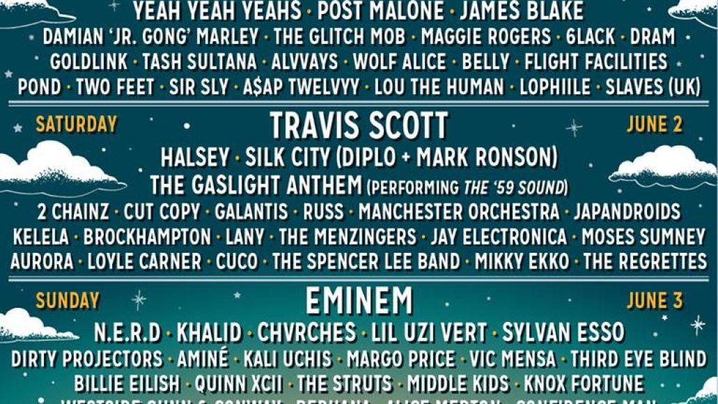 123 govball The Big Four Shuffle: All Hail the New Music Festival Kings