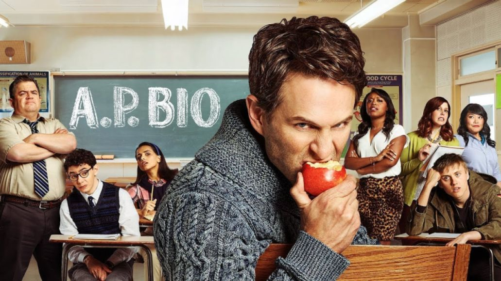 ap bio Every Show Worth Watching This Winter On Network TV and Basic Cable