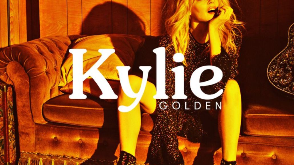 Kylie Minogue announces new album, Golden, shares twangy new single, Dancing: Stream