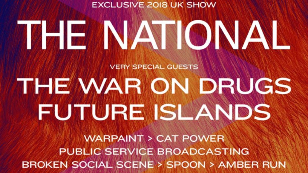 national All Points Easts 2018 lineup just got even more orgasmic
