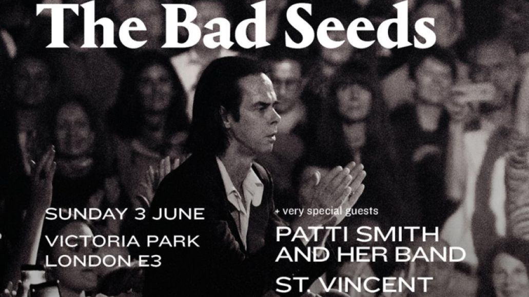 nick cave all points east All Points Easts 2018 lineup just got even more orgasmic