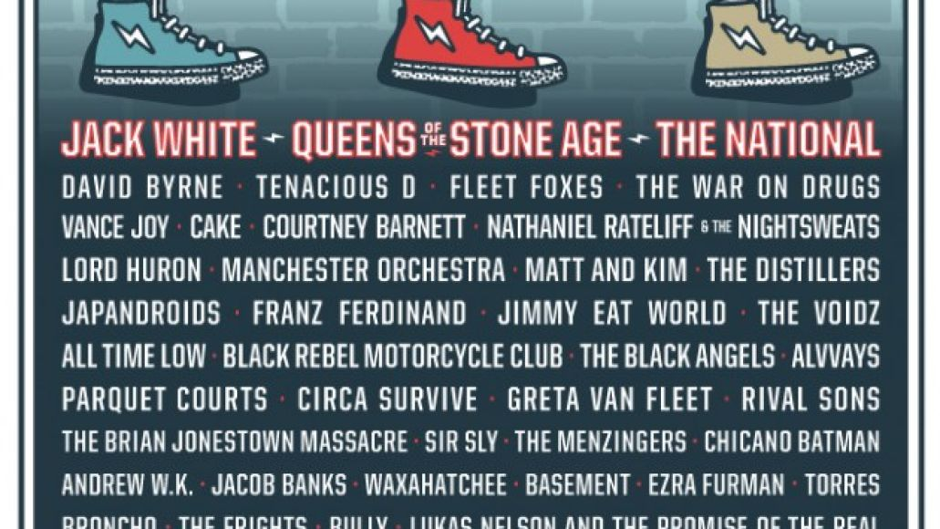 shaky knees 20181 The Big Four Shuffle: All Hail the New Music Festival Kings