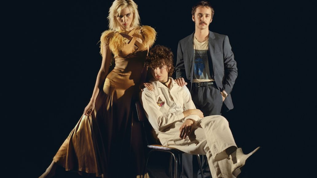 sunflower bean twentytwo in blue artwork Artist of the Month Sunflower Bean on Growing Up on the Road and Creating Longevity