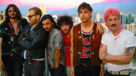 The Voidz featuring Julian Casablancas