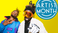aotm earthgang 21 EarthGang Are Strip Club Loving Puppets In The New Video For Top Down: Watch