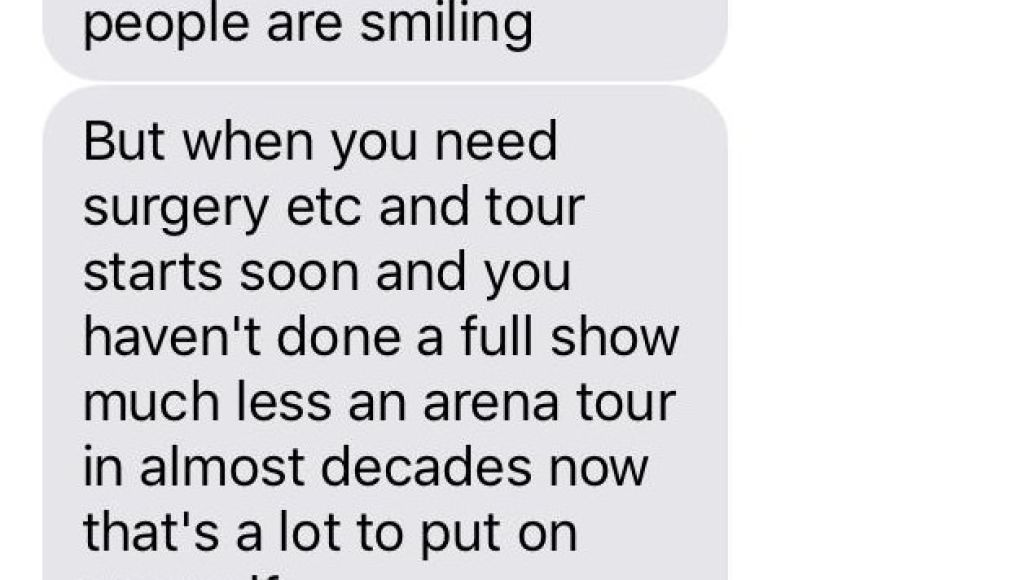 billy darcy 13 Darcy Wretzky shares text messages as proof that Billy Corgan is lying about Smashing Pumpkins reunion offer