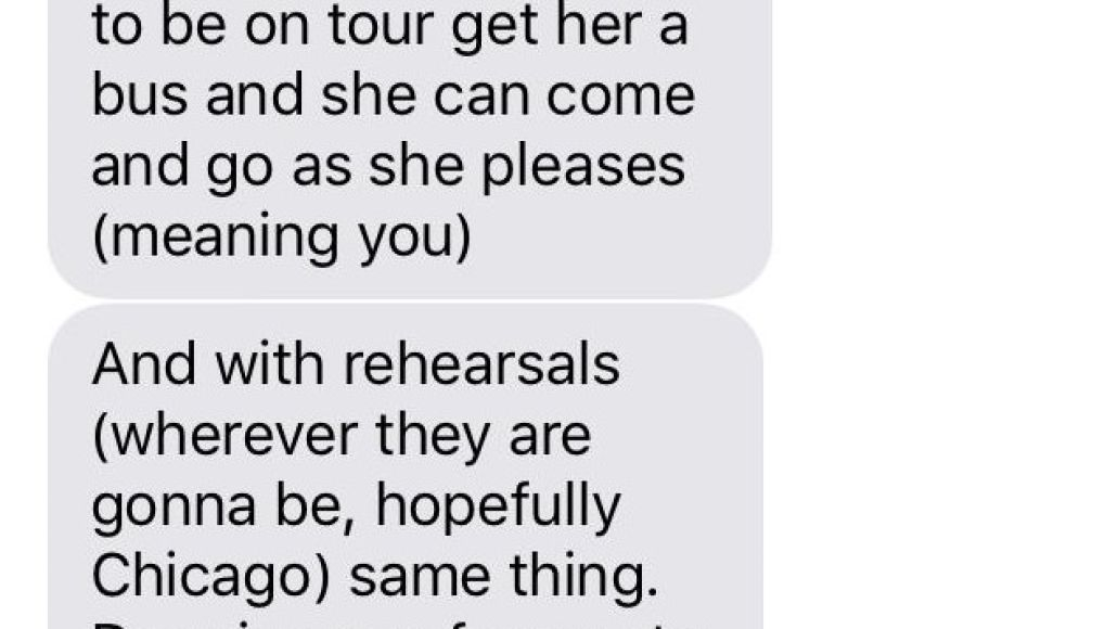 billy darcy 14 Darcy Wretzky shares text messages as proof that Billy Corgan is lying about Smashing Pumpkins reunion offer