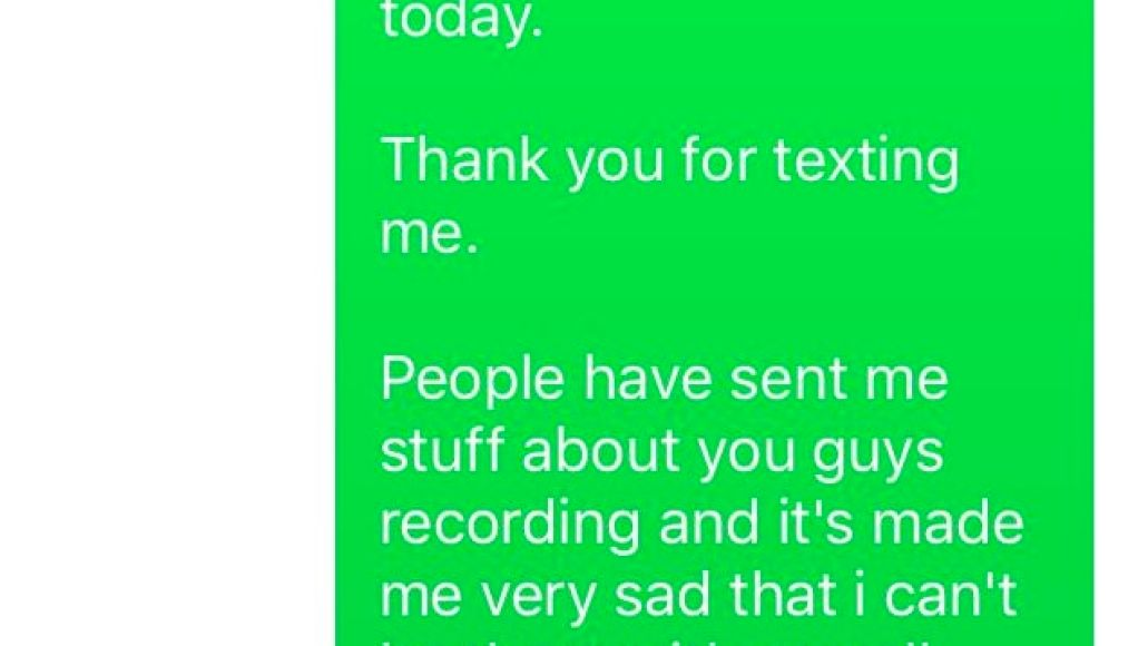 billy darcy 5 Darcy Wretzky shares text messages as proof that Billy Corgan is lying about Smashing Pumpkins reunion offer