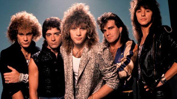 Bon Jovi's original lineup