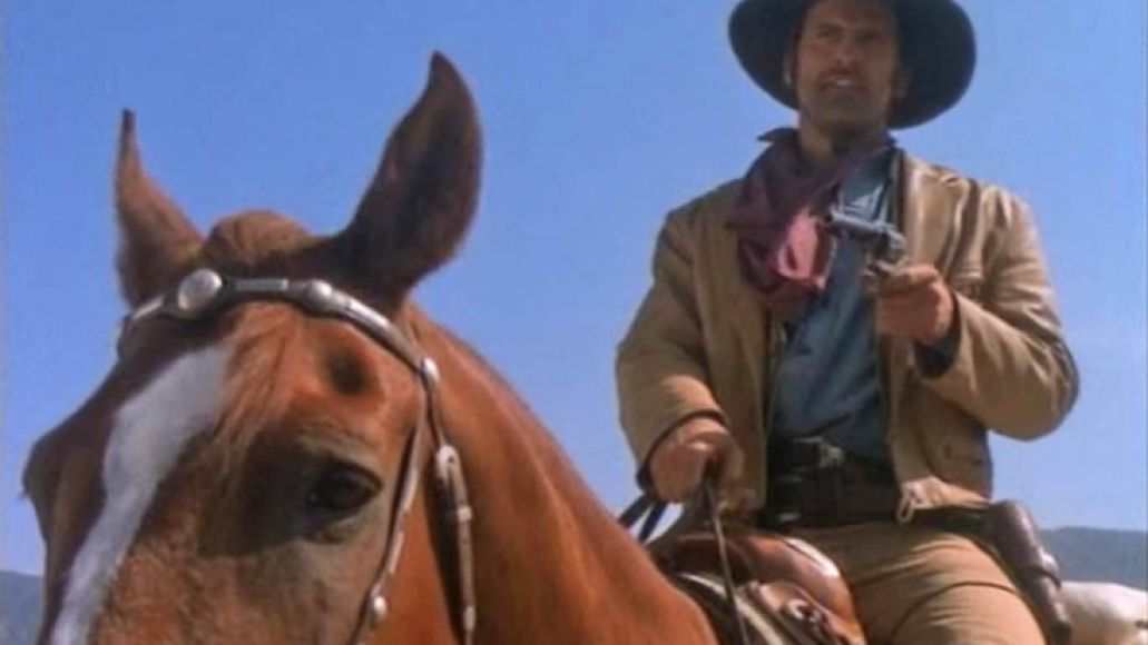 bruce horse Bruce Campbell on How Stephen King Saved Evil Dead 2, Riding Horses, and Imitating Dino De Laurentiis