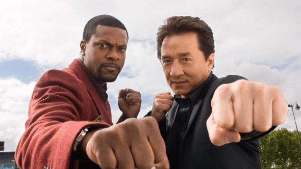 Chris Tucker and Jackie Chan Rush Hour 4