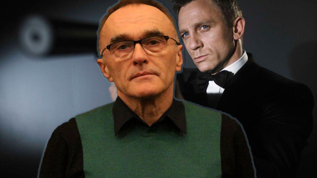 Danny Boyle Daniel Craig James Bonde