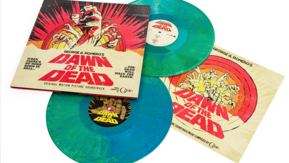Dawn of the Dead Vinyl Reissue