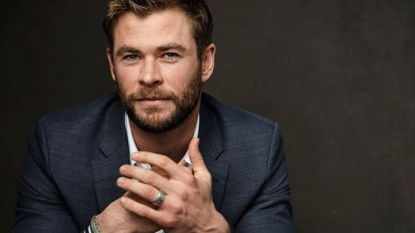 Chris Hemsworth by Mark Veltman/New York Times