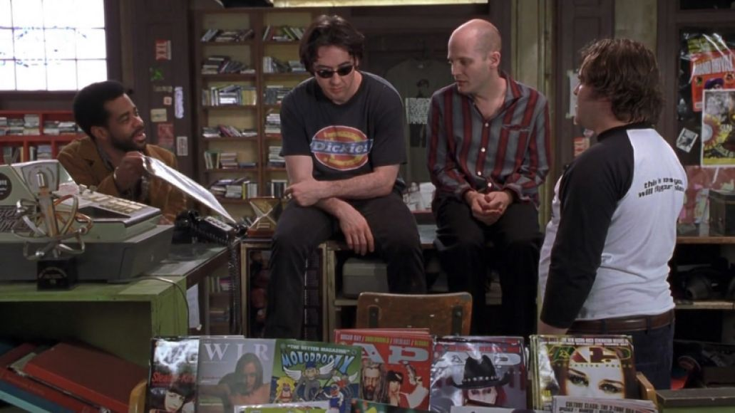 high fidelity The 50 Greatest Rock and Roll Movies of All Time
