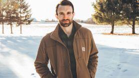 Kyle Frenette, photo by J. Scott Kunkel