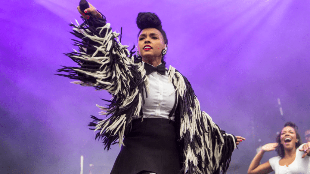 Janelle Monae, photo by Philip Cosores