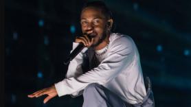 Kendrick Lamar, photo by David Brendan Hall
