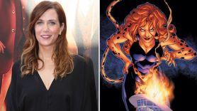 Kristen Wiig and DC Comics villain Cheetah