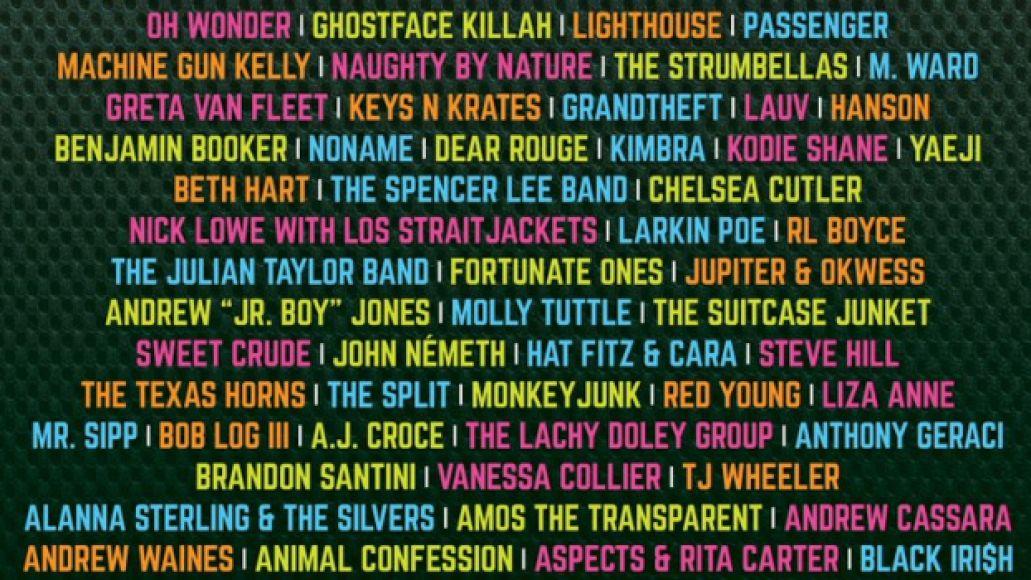 ottawa bluesfest 2018 Ottawa Bluesfest reveals 2018 lineup: Foo Fighters, Beck, Dave Matthews Band to headline
