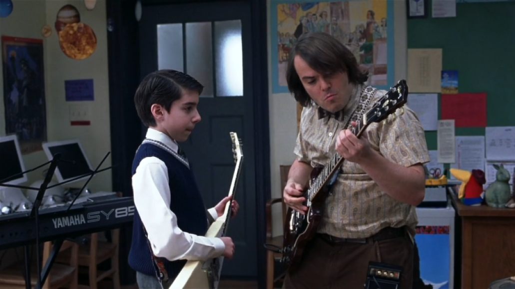 school of rock The 50 Greatest Rock and Roll Movies of All Time