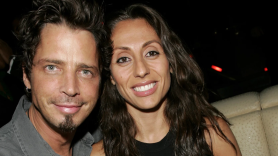Chris Cornell and Vicky Cornell
