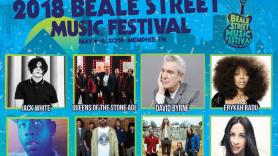 Beale Street Music Festival 2018