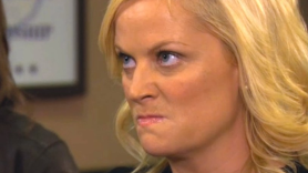 Leslie Knope is Mad at the NRA
