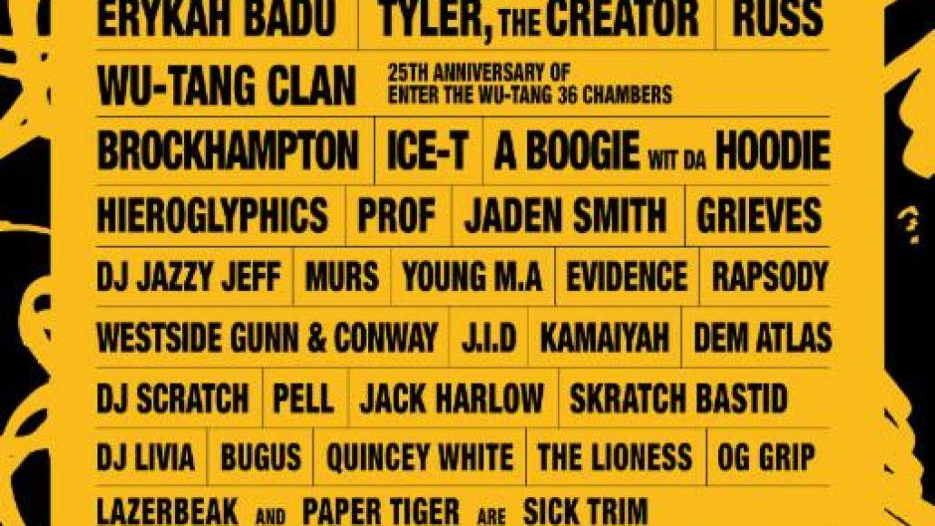 soundset 2018 Soundset reveals 2018 lineup: Erykah Badu, Wu Tang Clan, Migos, Tyler the Creator