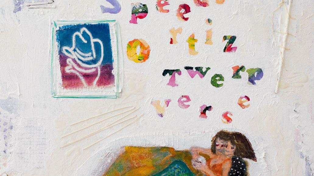 Speedy Ortiz - Twerp Verse album art