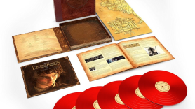 The Lord of the Rings: The Fellowship of the Rings Vinyl Box Set