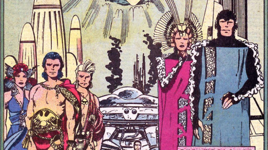 59cc7250ce427730b93191a30785ead8 Krypton 101: A Brief History of Supermans Home Planet