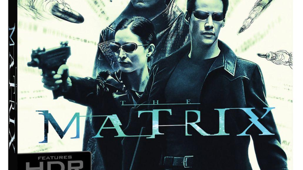 the matrik 4k cover