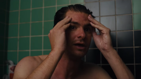 Andrew Garfield in Under the Silver Lake