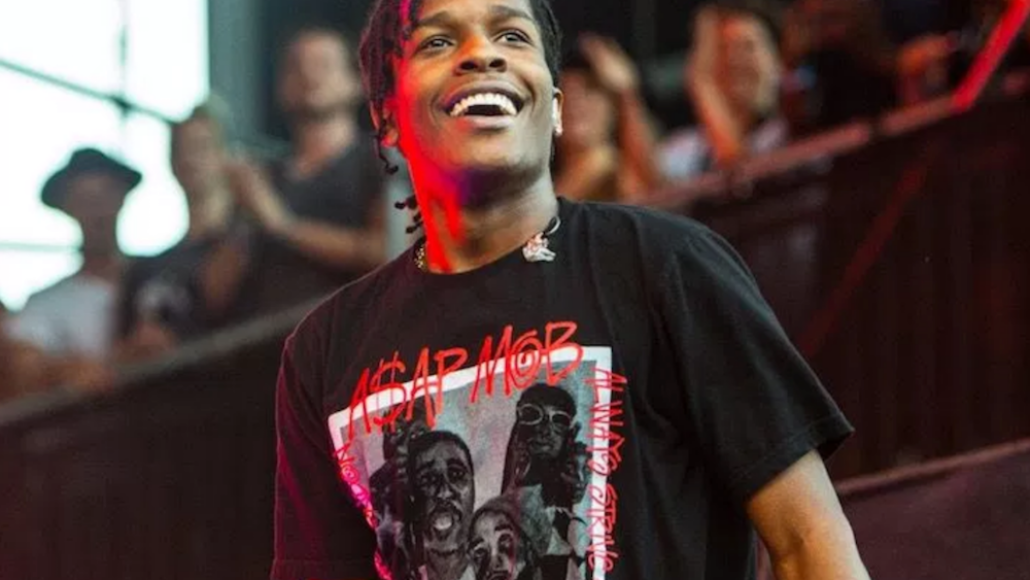ASAP Rocky, photo by Philip Cosores
