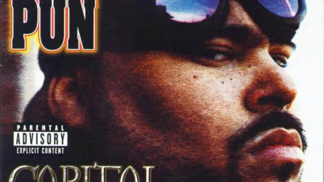 big pun capital punishment front The 25 Greatest Hip Hop Debut Albums of All Time
