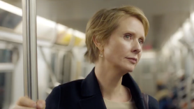 Cynthia Nixon, actress and New York gubernatorial candidate
