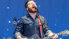 Colin Meloy of The Decemberists, photo by David Brendan Hall